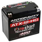 ATX-12-HD Antigravity 12v 480 CA RE-START Lithium-Ion Battery