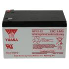Yuasa 12v 12 AH Deep Cycle Sealed Lead Acid Battery w/ F2 Terminals
