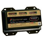 Dual Pro 12v 24v 36v 30 Amp Sportsman 3 Bank On-Board Charger - SS3