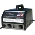 Eagle Performance Series 48v 14 Amp Golf Cart Charger with SB50 Grey