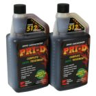 PRI-D Diesel Fuel Treatment and Preservation 2 Quarts PRID64oz