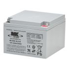 MK Battery 12v 26 AH Deep Cycle Sealed AGM Mobility Wheelchair Battery