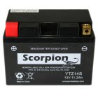YTZ14S Scorpion 12v 220 CCA AGM Scooter & Motorcycle Battery