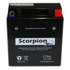 YT5AL Scorpion 12v 55 CCA AGM Scooter & Motorcycle Battery