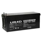 Universal 12v 200 AH Deep Cycle Sealed AGM Battery - UB4D