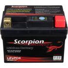 SSTZ5S-FP Scorpion Stinger 12v 219 CCA LiFePo4 Extreme High Output Battery