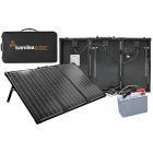 Samlex 90 Watt 12V Solar Charging Kit - MSK-90