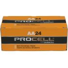 Duracell Procell AA Professional Alkaline Battery 24 Pack - PC1500