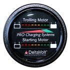 Pro Charging Systems 12v & 24v Dual Battery Fuel Gauge w/ Wireless Communication* - BFGWOM1524V/12V