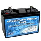 Universal 12v 90 AH Dual Purpose AGM Battery UB12900-40602