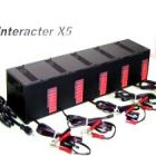 Interacter 12v 50 Amp (10 Amp Per Bank) Professional Series 5 Bank Charger PS1210x5