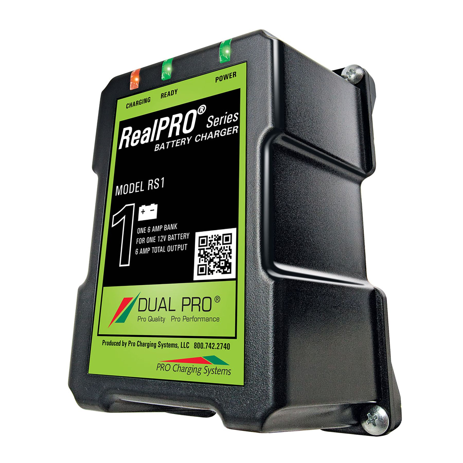 Dual Pro 12v 6 Amp Realpro Waterproof Smart Charger Rs1 Powerfull Power Supply 12 V 10 Ampere