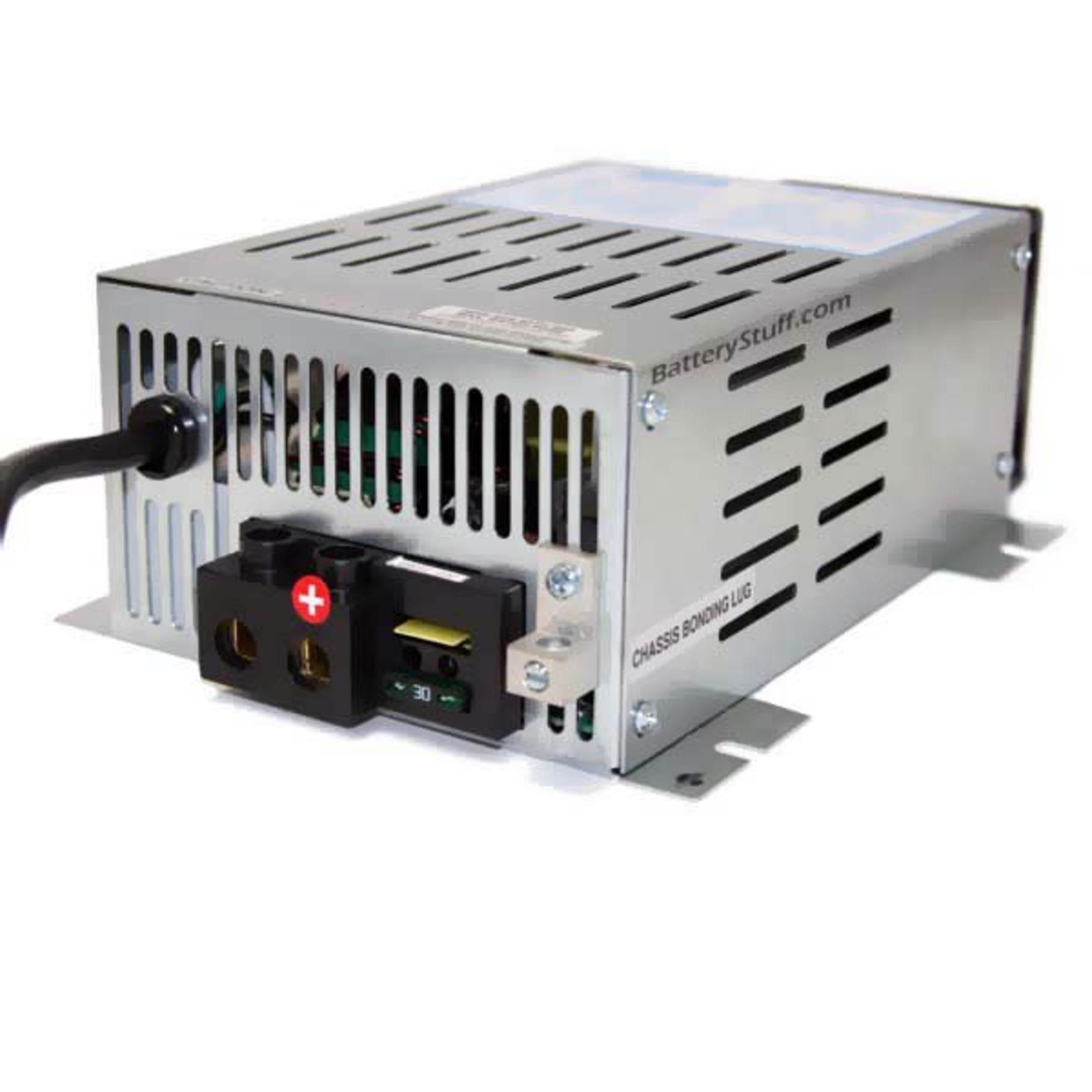 Iota 12 Volt 30 Amp W Integrated Iq4 Sensor Dls Voltage Regulator The Power Supply Is Essentially Same