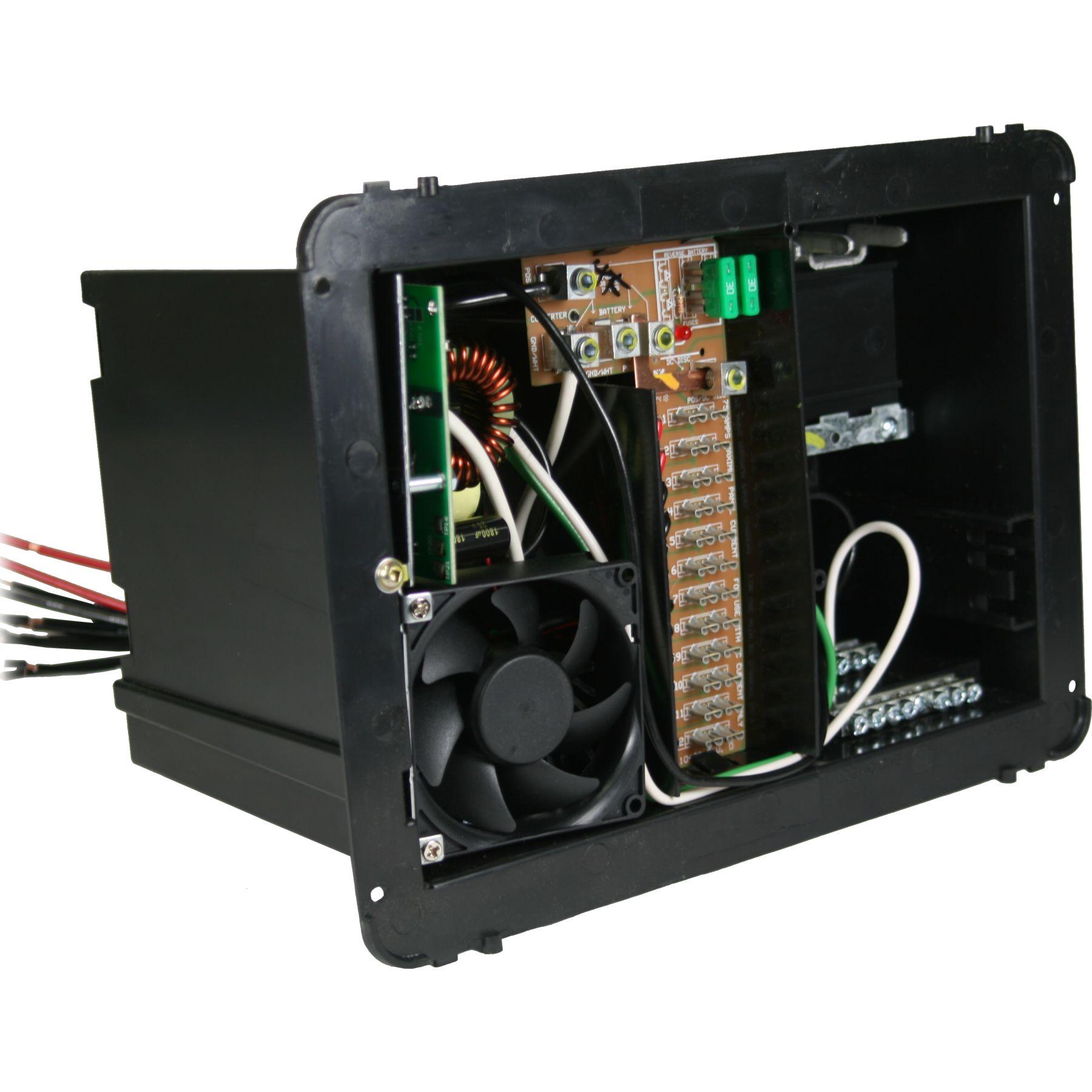 Progressive Dynamics Pd4045kv Power Center With 45 Amp