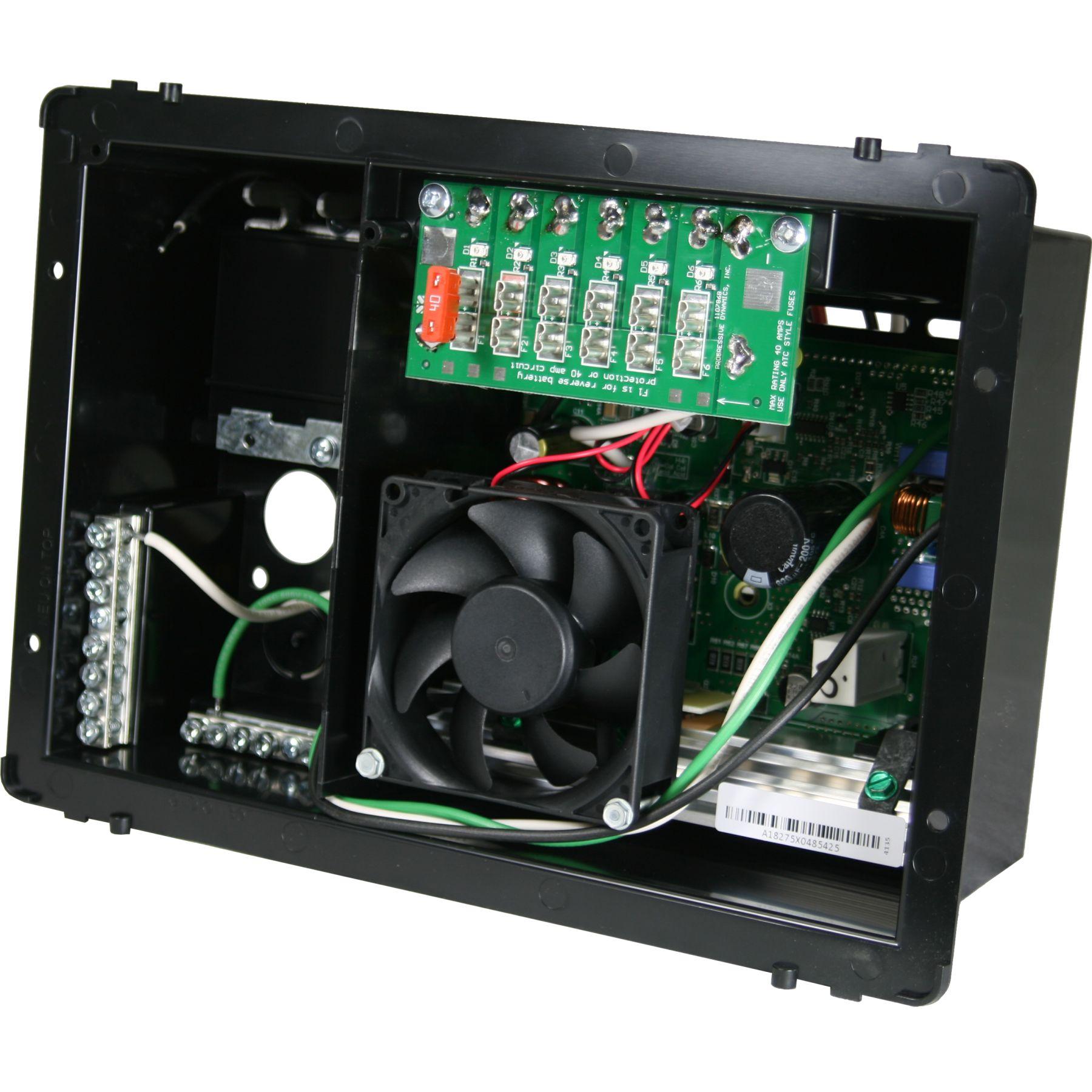 Progressive Dynamics Pd4135 Power Center With 35 Amp Converter
