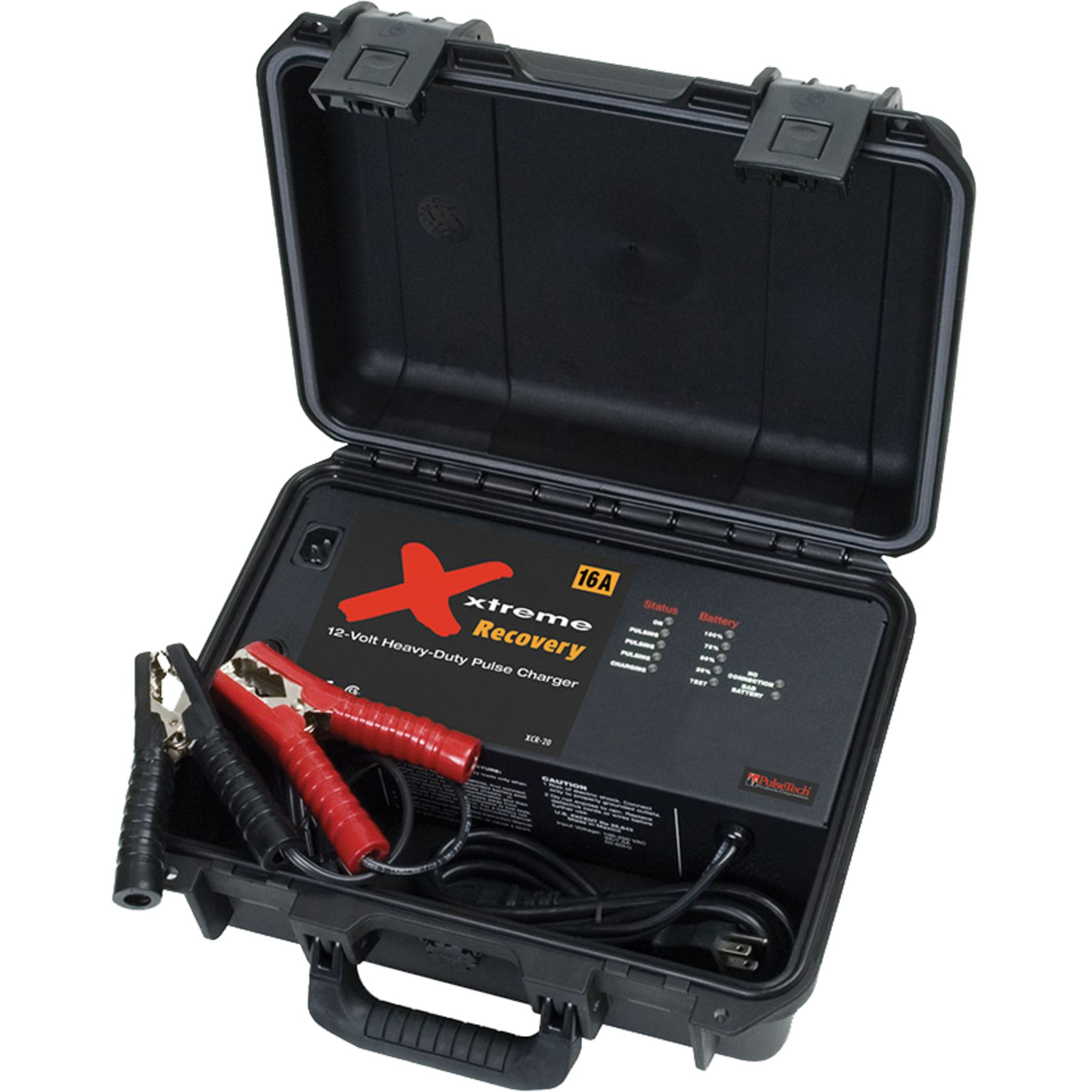 Pulsetech World Charger Xcr20