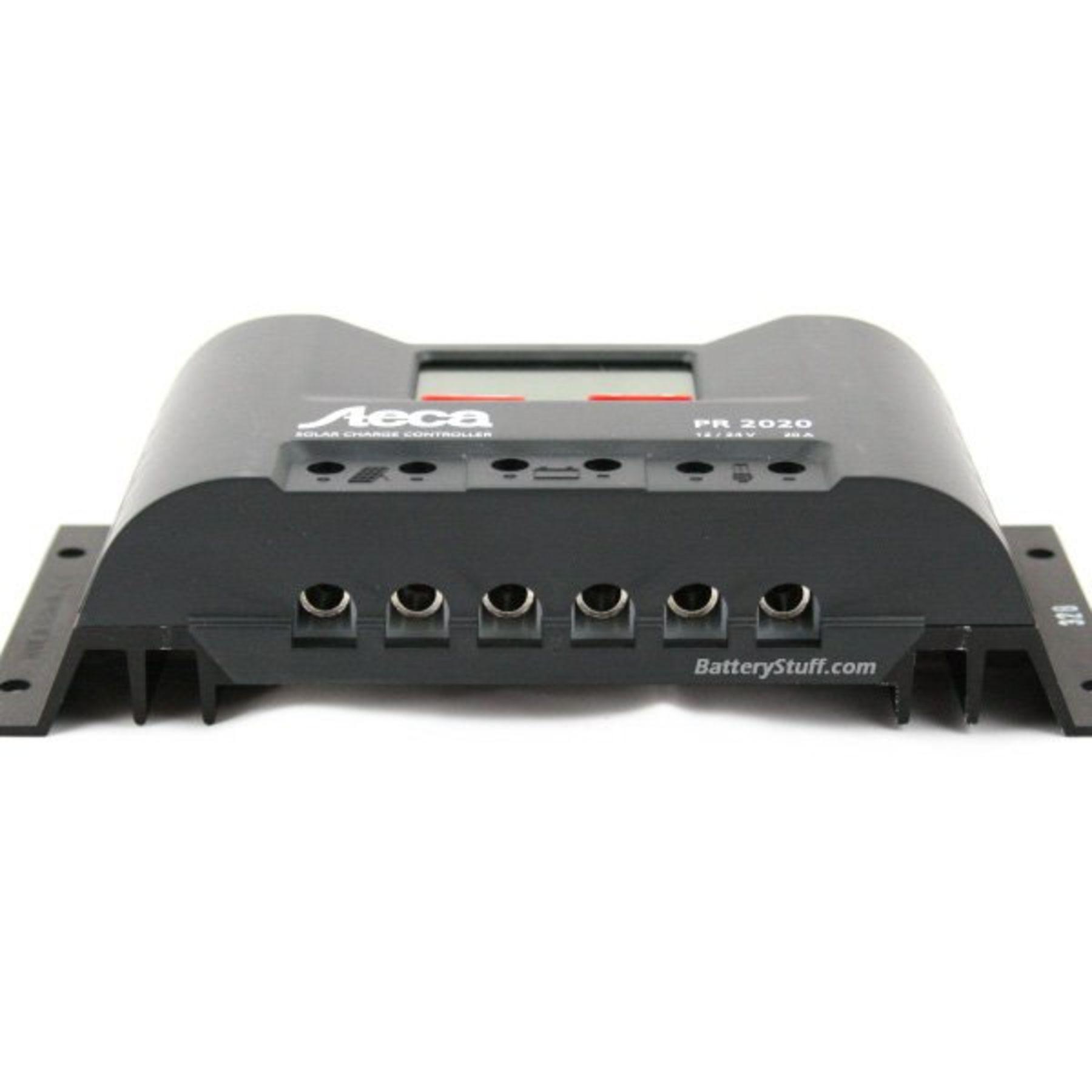 Steca Pr 1010 Charge Controller 12 24v 10 Amp