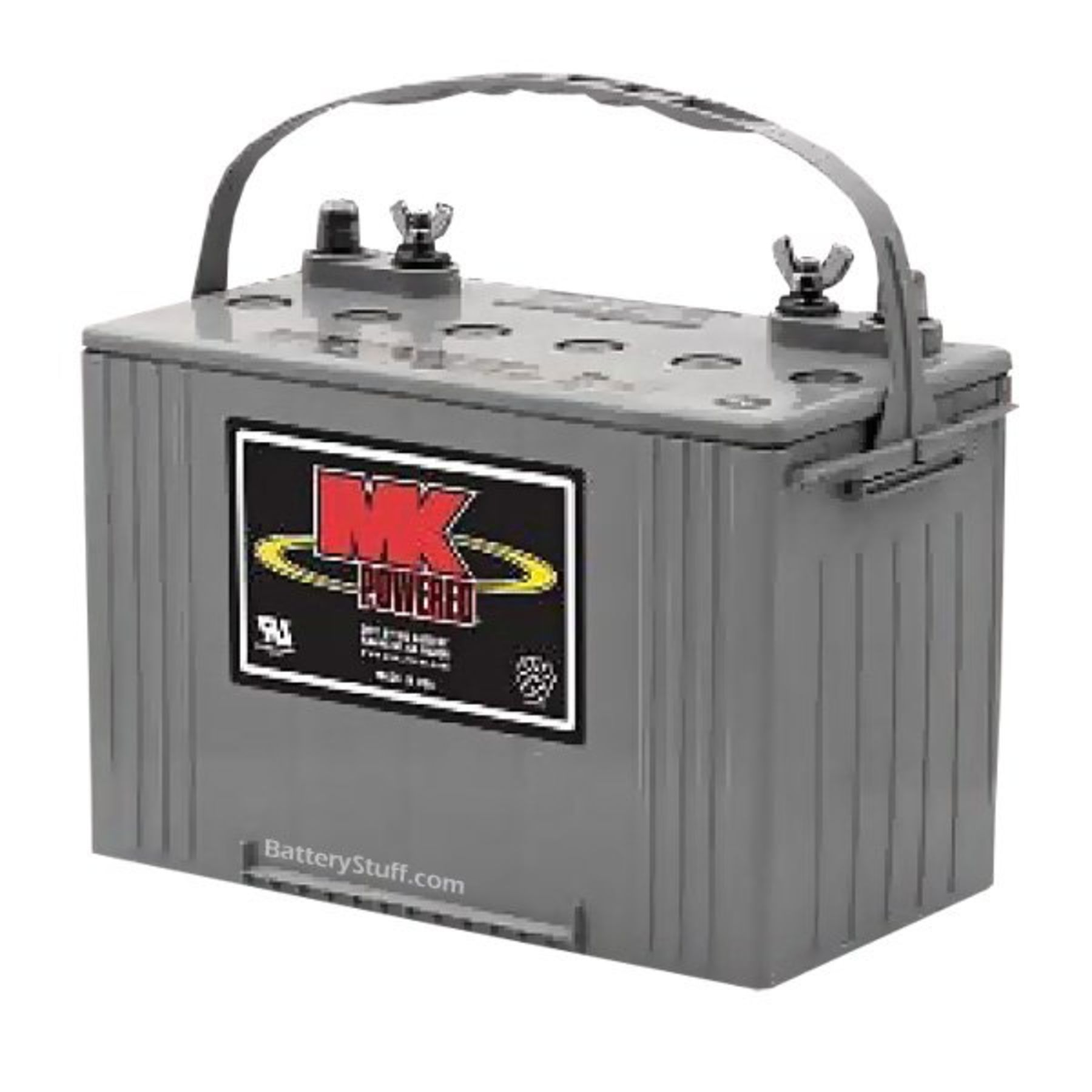mk battery 12 volt 86 ah deep cycle gel rv marine battery. Black Bedroom Furniture Sets. Home Design Ideas