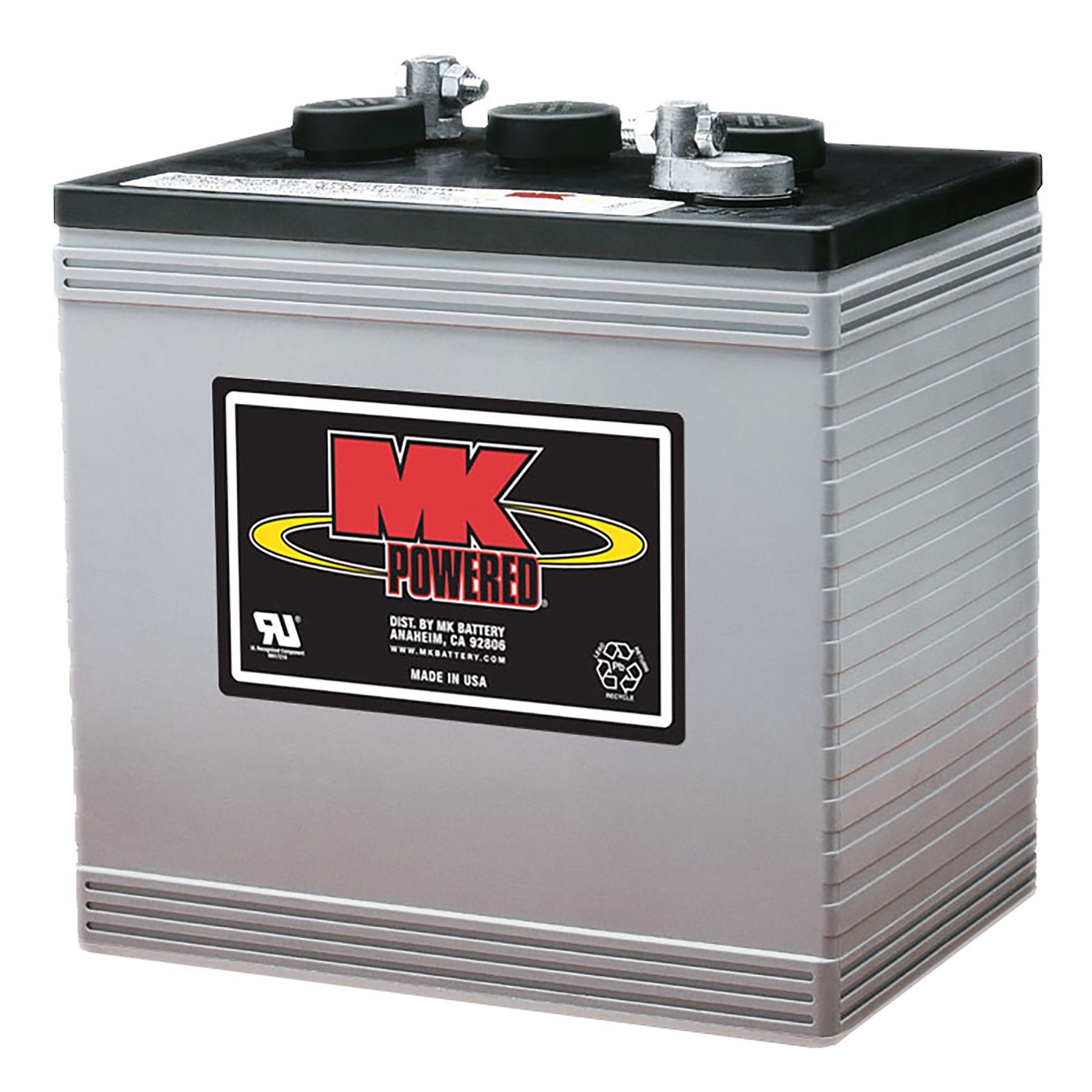 8agc2 mk battery 6 volt 190 ah deep cycle sealed agm battery. Black Bedroom Furniture Sets. Home Design Ideas