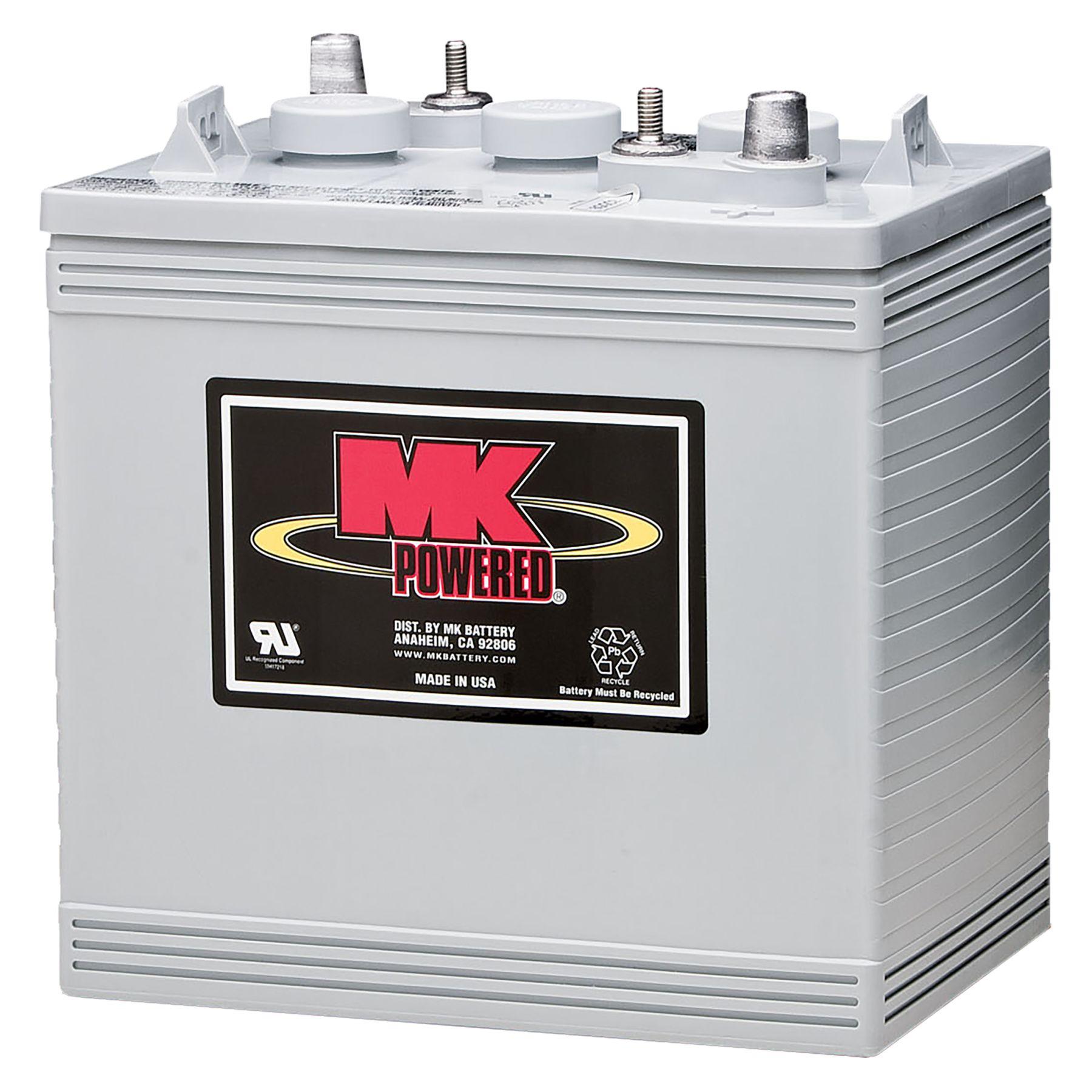 8ggc2 Mk Battery 6 Volt 180 Ah Deep Cycle Gel Battery