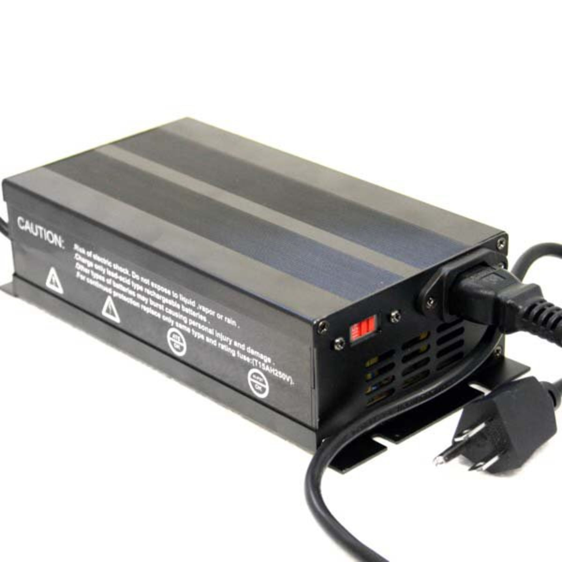 Soneil 48 Volt 6 Amp Sealed Lead Acid Battery Charger Dual Step Current Mode