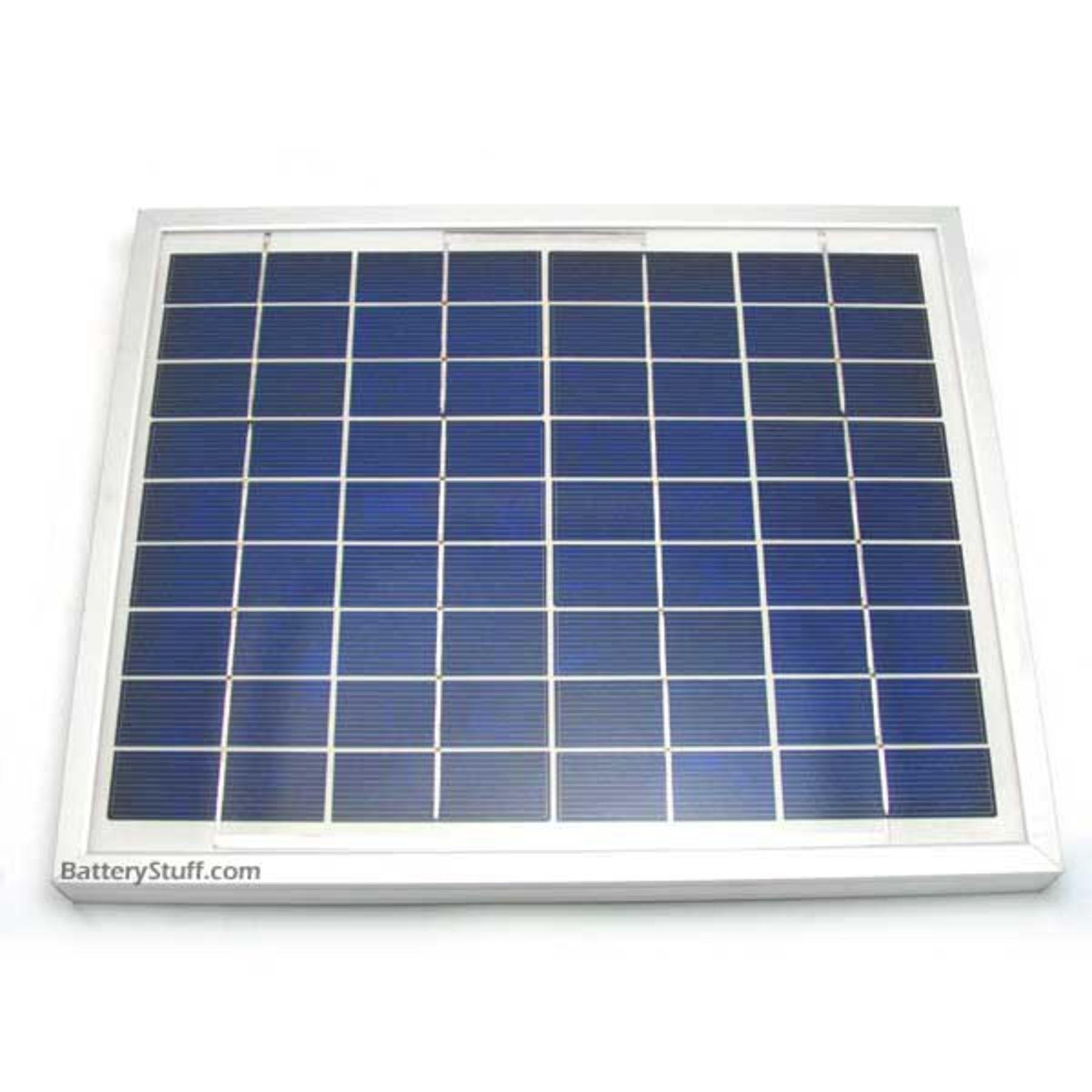 Solarland 12 V 3 Watt Solar Panel SLP003-12U