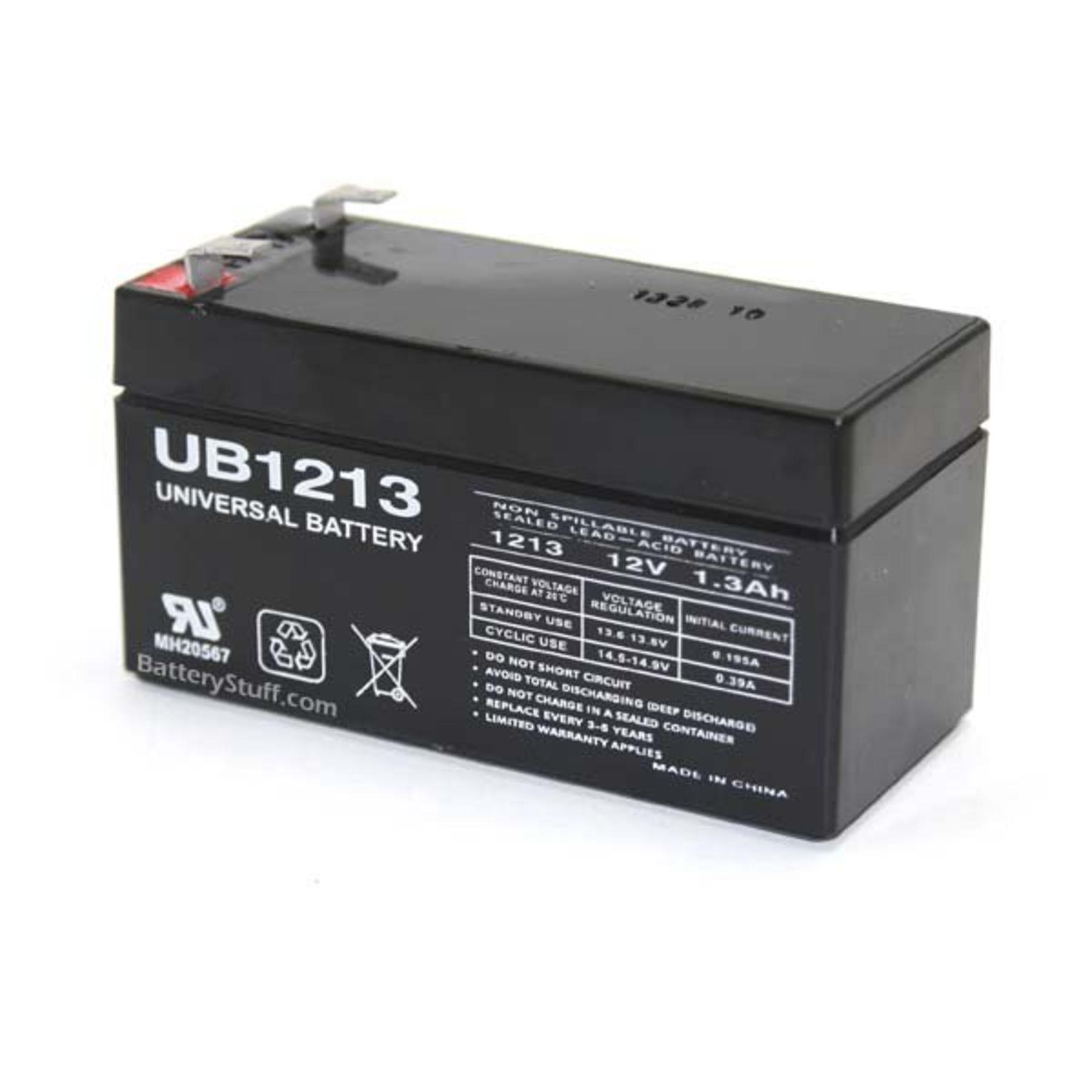 Sla 1213 Universal Battery 12v 13 Ah Sealed Ub1213 Sealedleadacid Charger Circuits