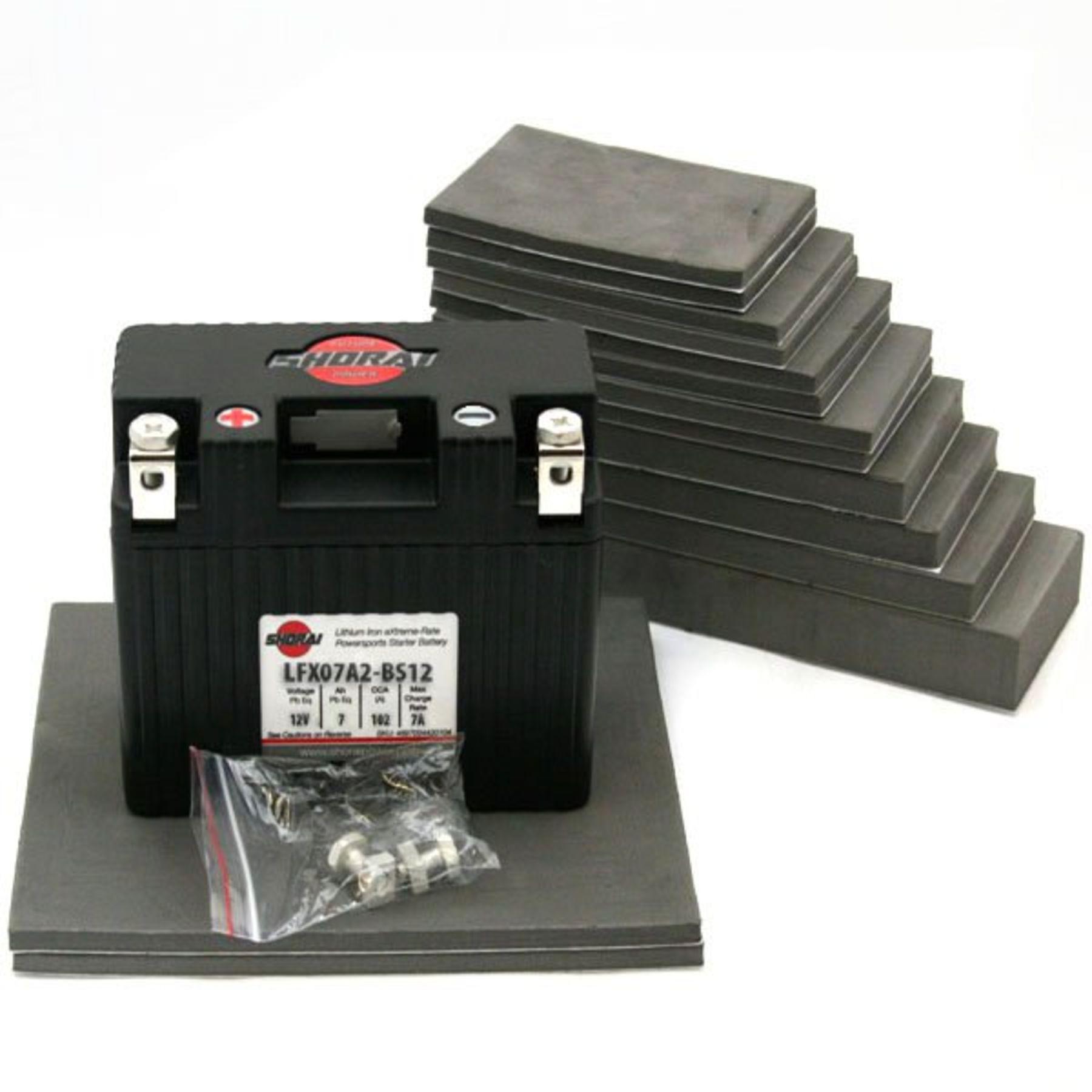 Lifepo4 Battery 9ah 12v Lithium Motorcycle Atv Batteries Lfx09a2 1969 Cb175 Wiring Diagram Bs12