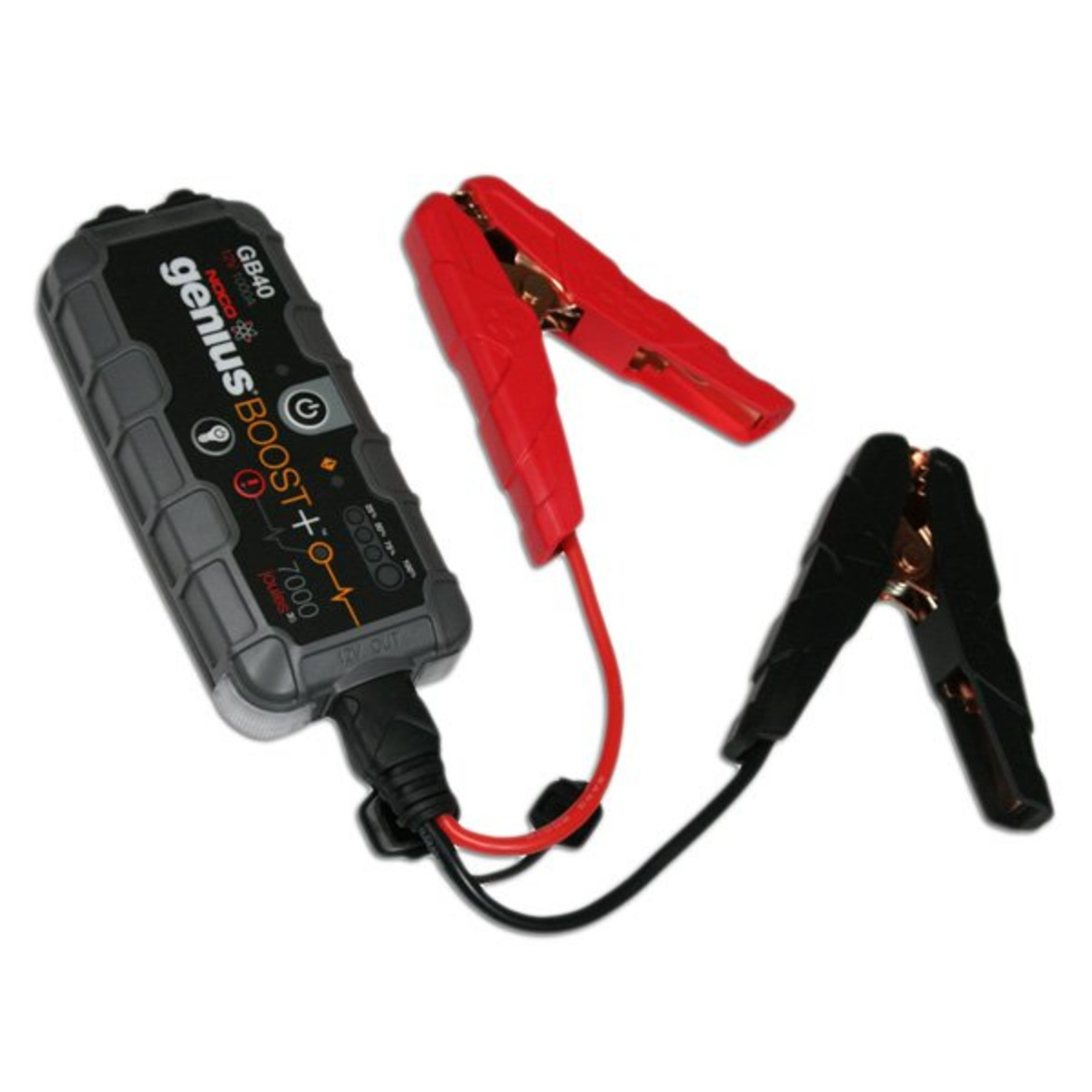 GB40 BOOST PLUS 1000A ULTRASAFE LITHIUM JUMP STARTER
