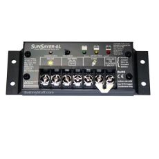Morningstar 12v 6 Amp SunSaver Solar Charge Controller - SS-6L-12V