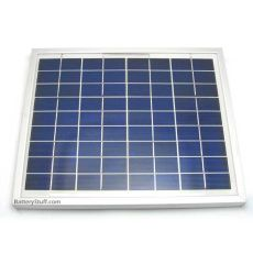 Solarland 12v 3 Watt Framed Solar Charger Kit Panel SLP003-12U
