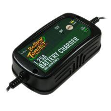 Battery Tender Plus High Efficiency 6V 12v 1.25 Amp 4 Stage Smart Charger