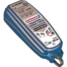 OptiMATE 3 12v 0.8 Amp 7-Step Battery Saving Charger-Tester-Maintainer