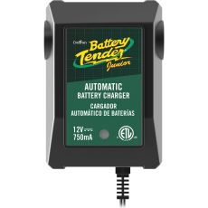 Battery Tender Junior 12V 750 mA 4-Stage Smart Charger