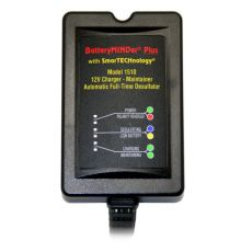 BatteryMINDer PLUS 12v 1.5 Amp Battery Charger Maintainer Desulfator