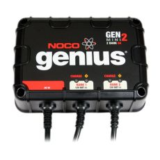 NOCO Genius 12v 24v 8 Amp Marine On-Board Battery Charger Gen 2 Mini -  GENM2