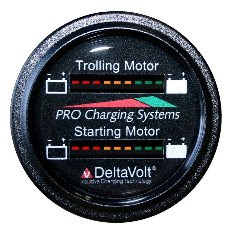 Pro Charging Systems 12v 24v Battery Status Indicator