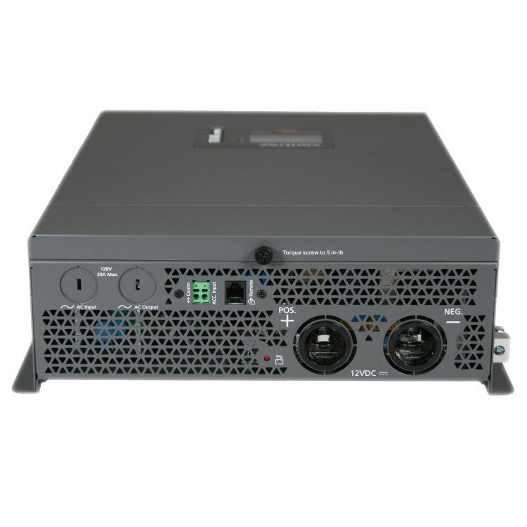 Xantrex Freedom X 2000 12v 2000 Watt True Sine Wave Power Inverter on