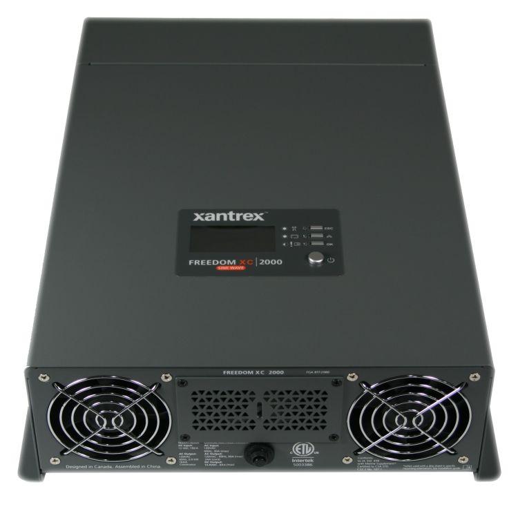817 2080 xantrex freedom xc 2000 12v 2000 watt 80 amp power inverter swipe photo to view more publicscrutiny Choice Image