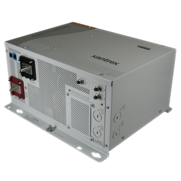 Xantrex Pure Sine Wave Inverter Charger on