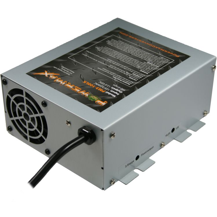 Power Max 12v 100 Amp Charger Converter Power Supply