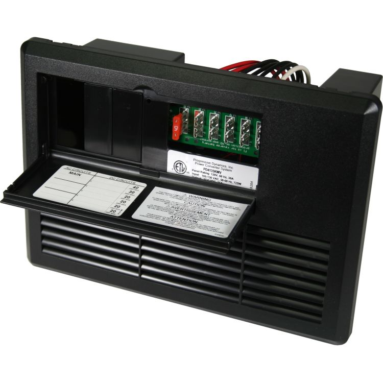 Progressive Dynamics Pd4135 Power Center With 35 Amp Converter