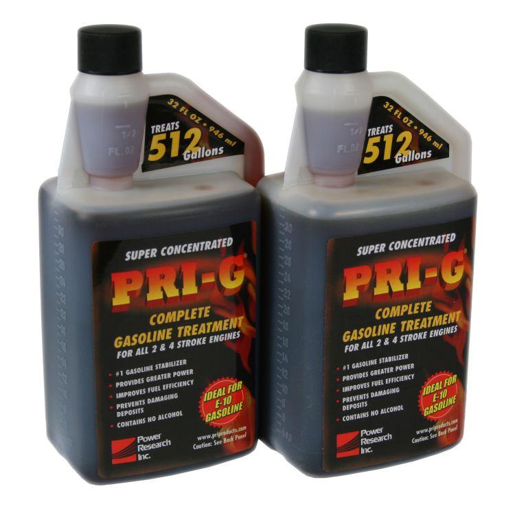 PRI G Gas Treatment And Fuel Preservation 2 Quarts PRIG64oz
