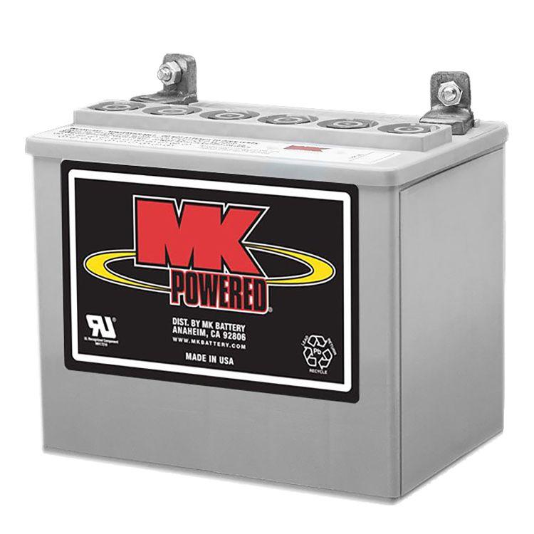 8gu1 mk battery 12 volt 31 ah deep cycle gel battery. Black Bedroom Furniture Sets. Home Design Ideas