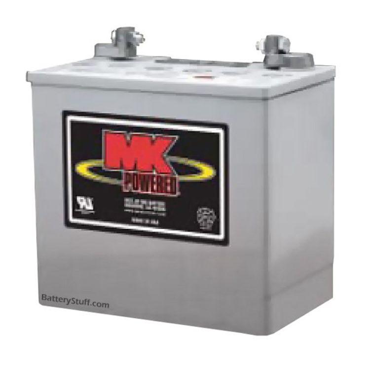 mk battery 12 volt 50 ah deep cycle gel rv marine battery. Black Bedroom Furniture Sets. Home Design Ideas
