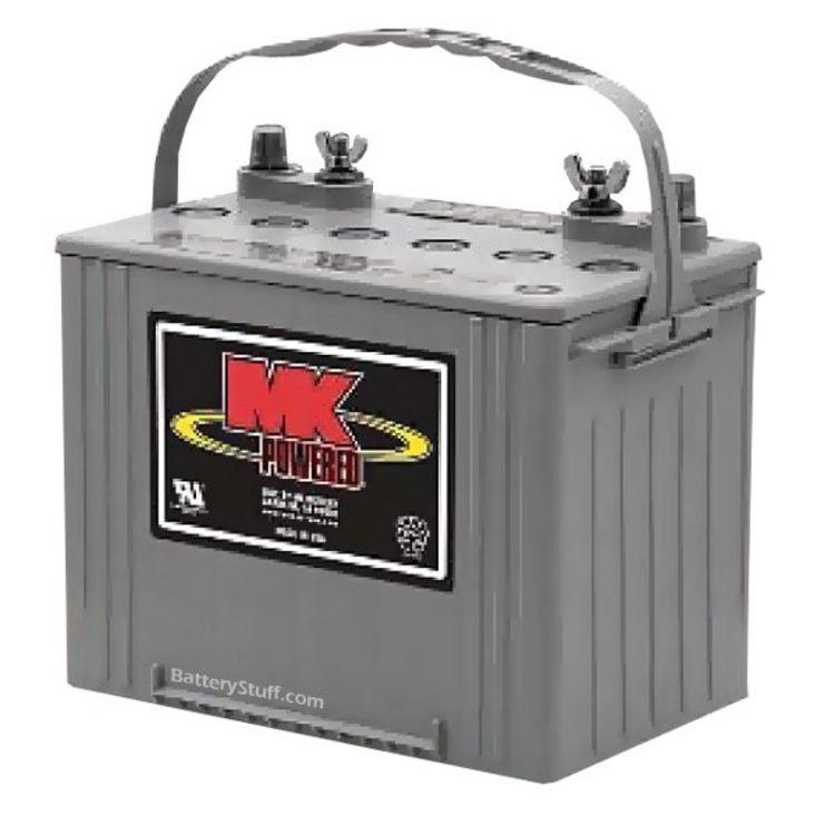 mk battery 12 volt 74 ah deep cycle gel rv marine battery. Black Bedroom Furniture Sets. Home Design Ideas