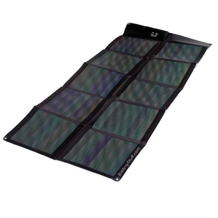 P3 Solar 30 Watt Flexible Solar Panel