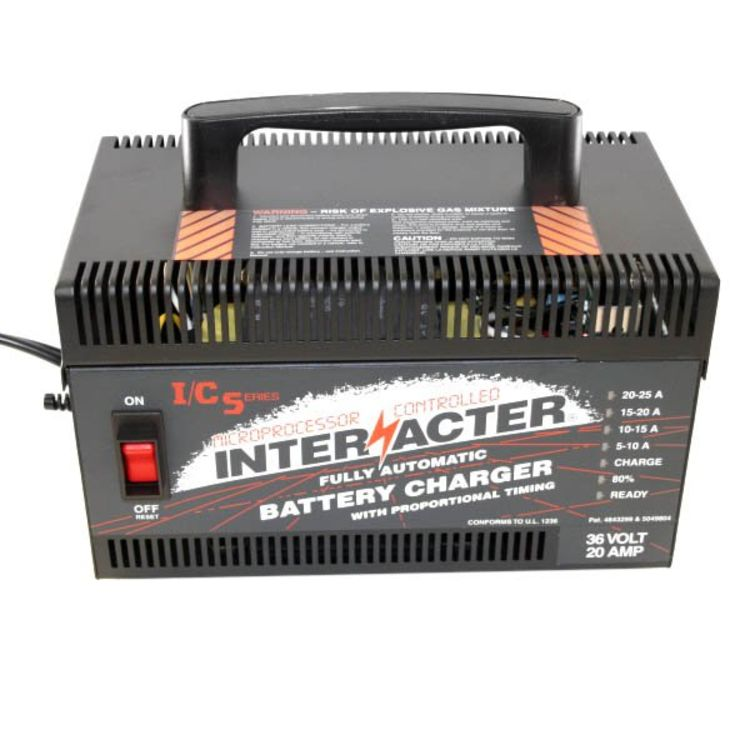 Interacter 36v Industrial Commercial Charger | ICS3620