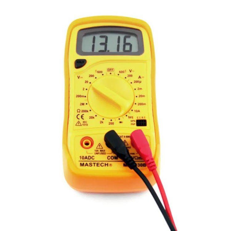 Digital Voltage Meter : Digital volt meter