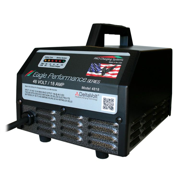 Eagle 48 Volt 15 Amp Charger i4815 on